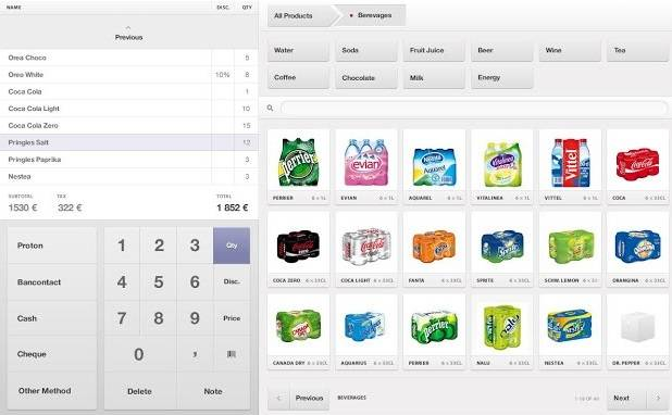 Touchscreen Point Of Sale In Odoo 6 (1)