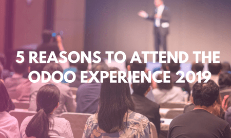 5 Reasons why every Odoo Partner should attend the Odoo Experience 2019