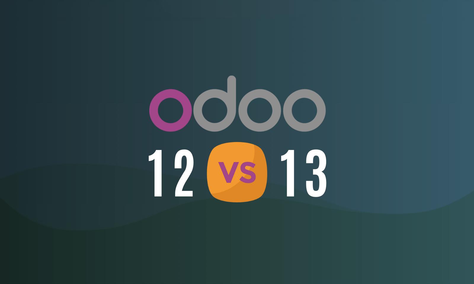 odoo-12-vs-odoo-13